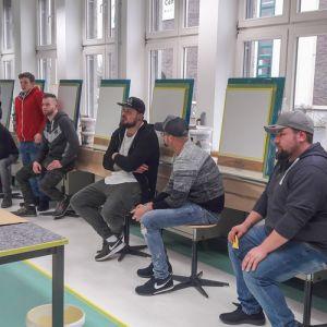 Mitarbeiterschulung in Berlin