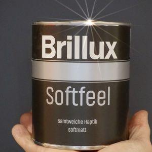 Brillux-Softfeel-Mattveredelung
