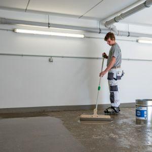 Parkhaus-Bodenbeschichtung