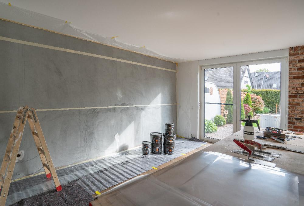 Innenraumgestaltung - Malerbetrieb Neumann | Dinslaken