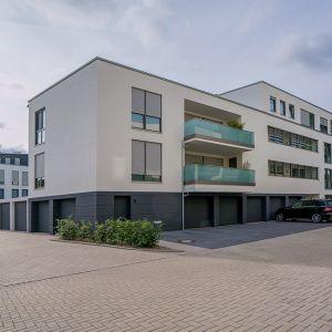 Neubau von Wohnhäusern in der Alleestraße in Dinslaken