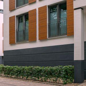 Neubau von Wohnhäusern in der Bärenkampallee in Dinslaken