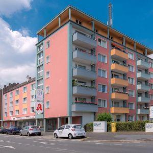 Altbausanierung in der Kaiser-Friedrich-Straße in Duisburg